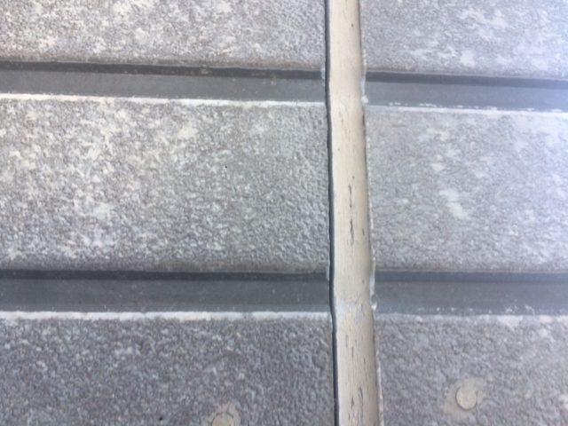 アパート外壁シーリング工事 蟹江