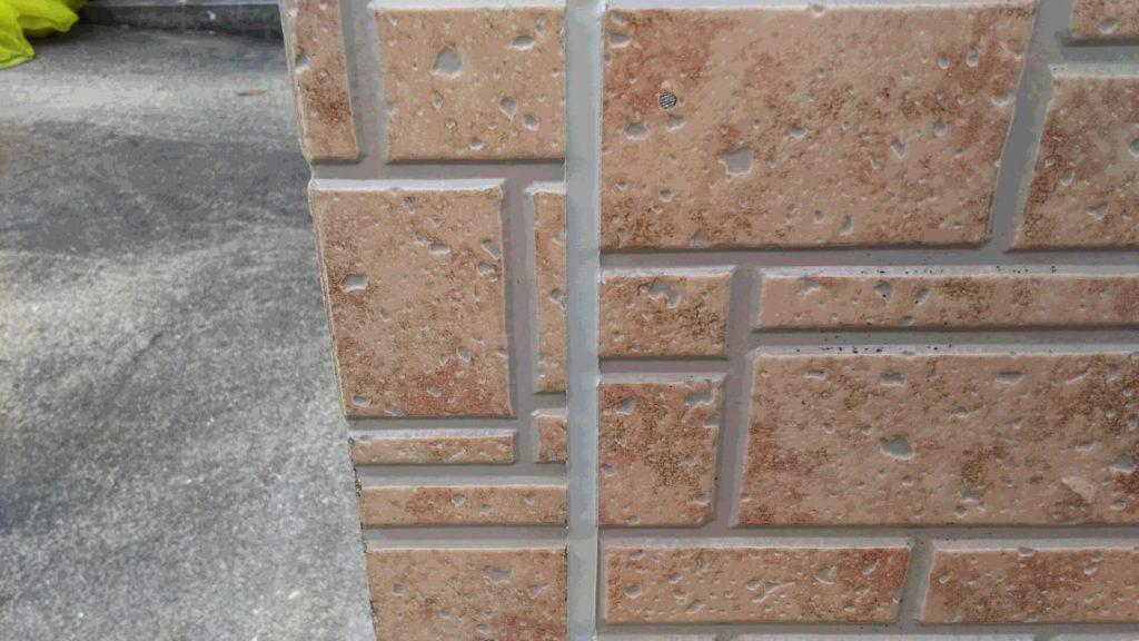 戸建住宅 外壁シーリング工事 名古屋市東区 施工前